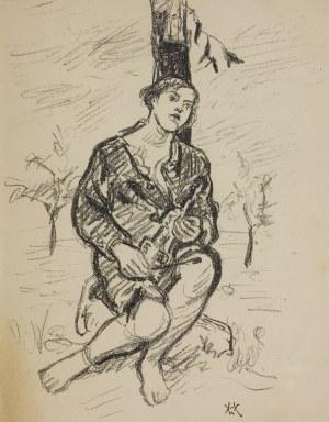 Wlastimil Hofman (1881-1970), Boży śpiewak, 1925