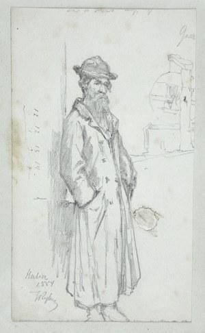 Tadeusz Rybkowski (1848-1926), Żyd, 1884