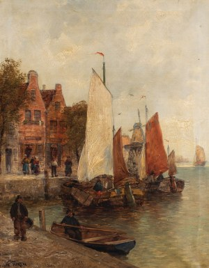 E. van TUREN