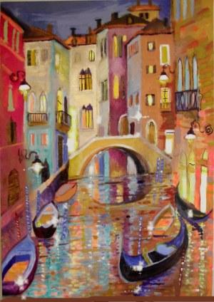 Magdalena Kurek, Zapomnienie w Venice