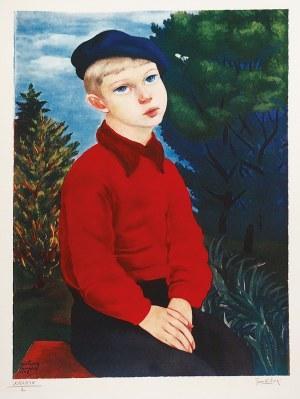 Mojżesz KISLING (1891-1953), Chłopiec w berecie