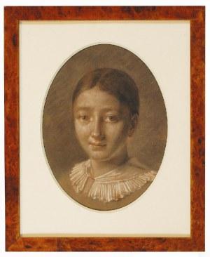 Jan Piotr NORBLIN de la GOURDAINE (1745-1830), Głowa dziewczyny