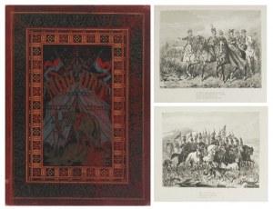 Juliusz KOSSAK (1824-1899), Wincenty POL (1807-1872), Mohort. Rapsod rycerski z podania …