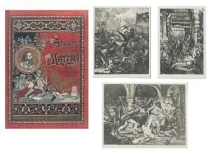 Jan MATEJKO (1838-1893), Album 15 obrazów