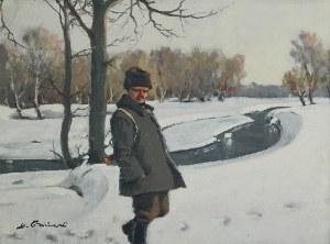 Stanisław GIBIŃSKI (1882-1971), Myśliwy