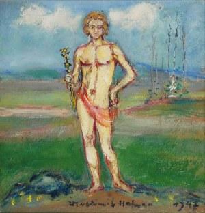 Wlastimil HOFMAN (1881-1970), Hermes - Przewodnik, 1947