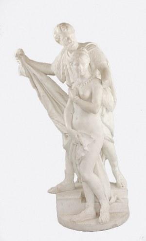 Artysta nieokreślony włoski, 2 poł. XIX w., Para