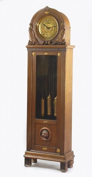 DUFA - DEUTSCHE UHRENFABRIK (czynna od 1920), Zegar podłogowy, kwadransowy
