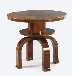 Stolik pomocniczy w stylu art déco