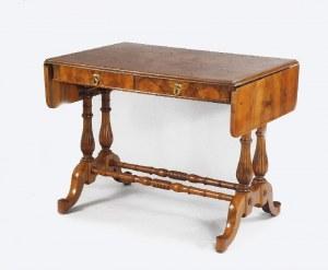 Stół w stylu biedermeierowskim
