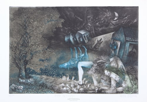 Kacper Bożek (ur. 1974), Bożek przydrożny, 2001
