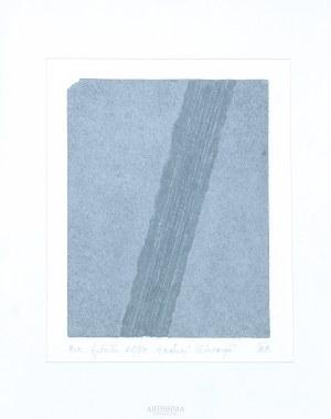Andrzej Gieraga (ur. 1930 r.), Bez tytułu, 1988