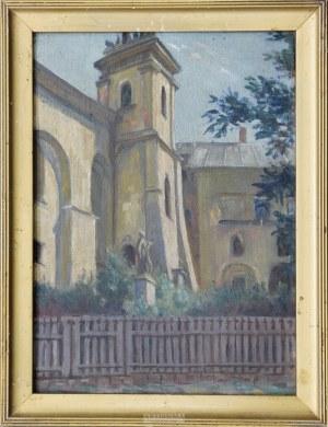 Maria Podlewska (1887–1958), Zakątek przy kościele