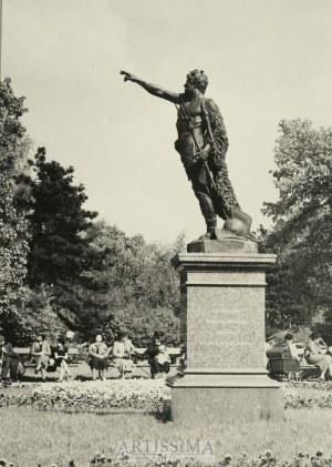 Czesław Olszewski (1894–1969), Gladiator w Parku Ujazdowskim, przed 1939