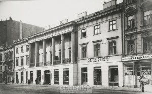 Czesław Olszewski (1894–1969), Ul. Nowy Świat, przed 1939