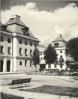 Czesław Olszewski (1894–1969), Osiedle Puchatka (nr 2)