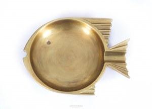 Popielniczka Rybka, mod. Bracia Łopieńscy, wyk. Pracownia Sztuki Dekoracyjnej d. Bracia Łopieńscy, 2011