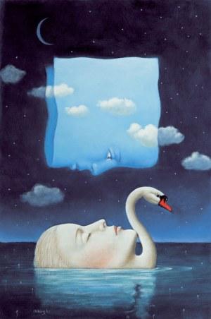 Rafał Olbiński (ur. 1943), Forgotten dream