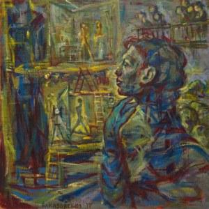 Abram S. Bałazovsky (1908 – 1979) Teatr, 1977