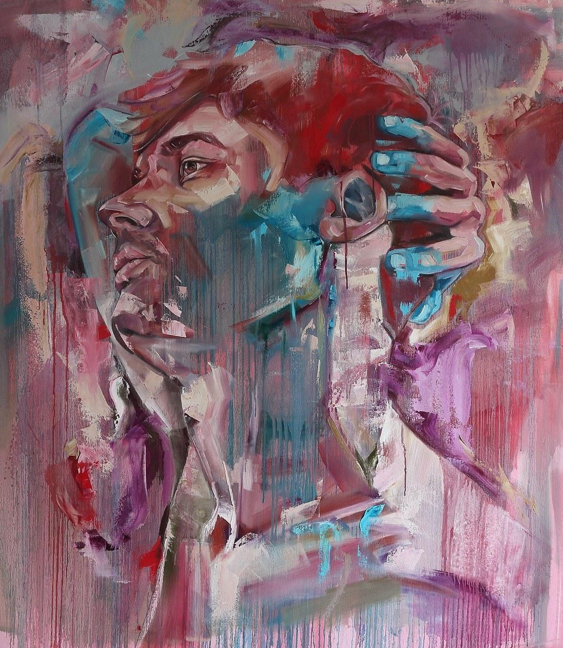 Bastien Ducourtioux, A Melancholic Path, 2018