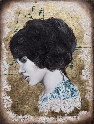 Marta Julia Piórko, Portret dziewczyny, 2019