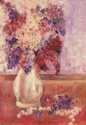 Yuliana Olynets, Kwiaty