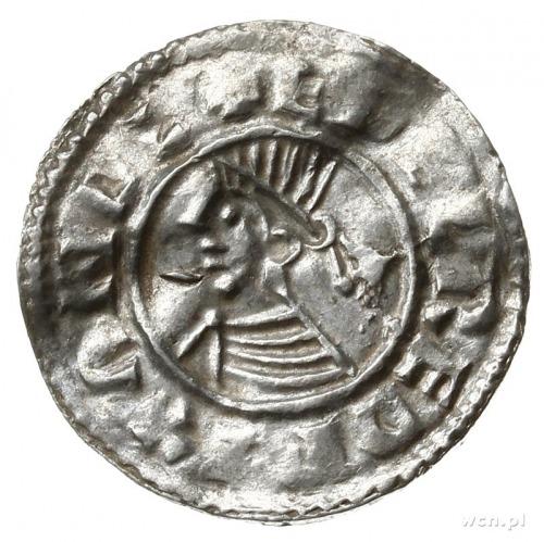 denar typu small cross, 1009-1017, mennica Norwich, min...