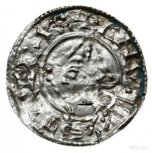 denar typu pointed helmet, 1024-1030,, mennica Londyn, ...