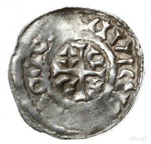 denar 1039-1042, Ratyzbona; Hahn 38A (nie ma takiego st...
