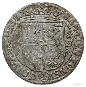 ort 1623, Bydgoszcz; końcówka napisu PRVS M; Shatalin B...