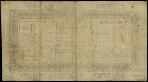 1 talar 1.12.1812, podpis komisarza S. Ossoliński, lite...