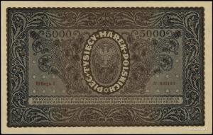 5.000 marek polskich 7.02.1920, seria III-I, numeracja ...