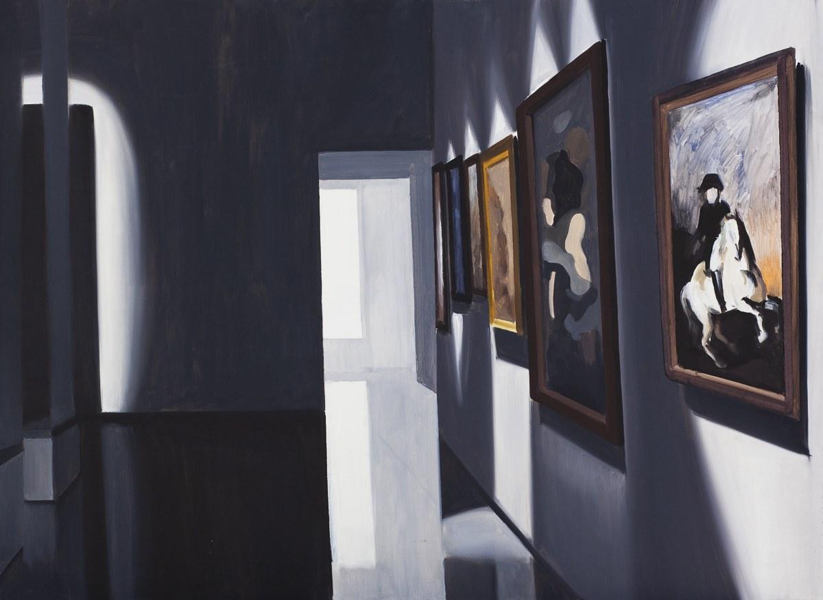 Tymon Tryzno, Wnętrze, 2019