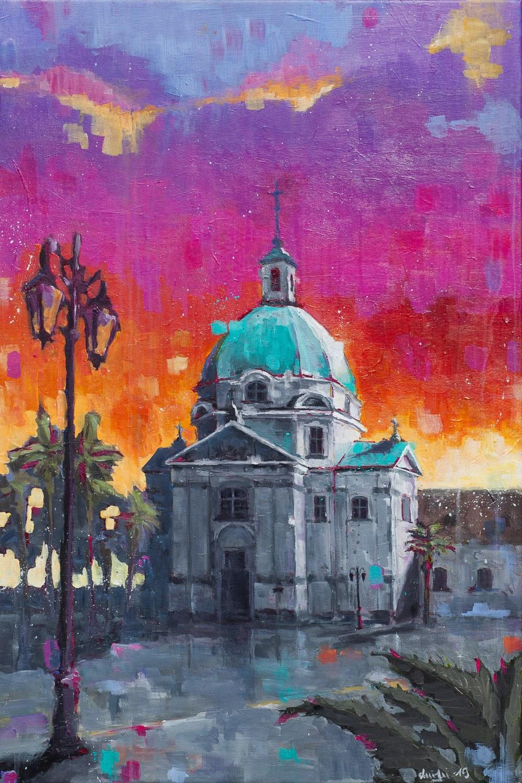 Krzysztof Logiński, Rynek Nowego Miasta, 2019