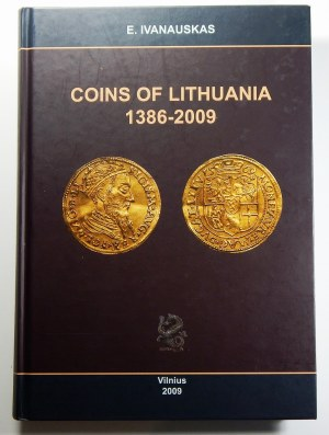 Eugenius Ivanauskas, Coins of Lithuania 1386-2009