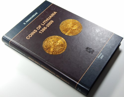 Eugenius Ivanauskas, Coins of Lithuania 1386-2009