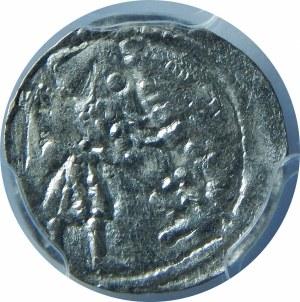 Bolesław III Krzywousty, Denar - Walka ze smokiem