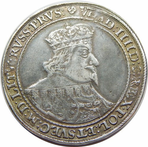 Władysław IV Waza, Talar Gdańsk 1638