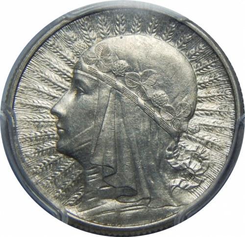 2 złote 1934 Głowa kobiety
