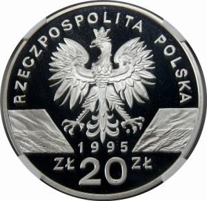 20 złotych 1995 Sum