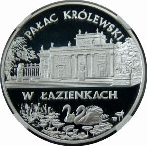 20 złotych 1995 Pałac w Łazienkach