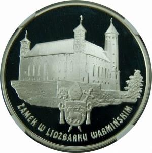 20 złotych 1996 Zamek w Lidzbarku Warmiński