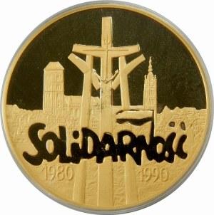 200000 zł 1990 Solidarność