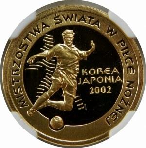 100 złotych 2002 MŚ Korea Japonia