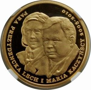 100 złotych 2011 Para Prezydencka