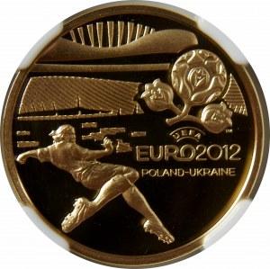 100 złotych 2012 ME Polska Ukraina