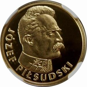 100 złotych 2015 Józef Piłsudski