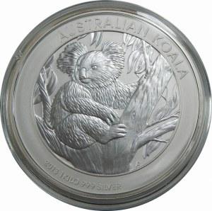 30 Dollars 2013 1 Kilo AG 0,999 Koala