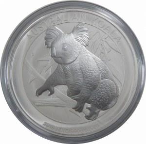 30 Dollars 2018 1 Kilo AG 0,999 Koala