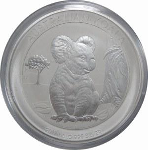 30 Dollars 2017 1 Kilo AG 0,999 Koala